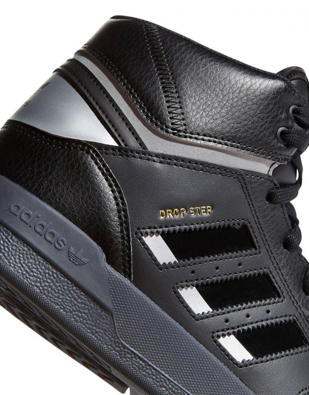 ADIDAS Drop Step Kids Black - FV3120 - 8