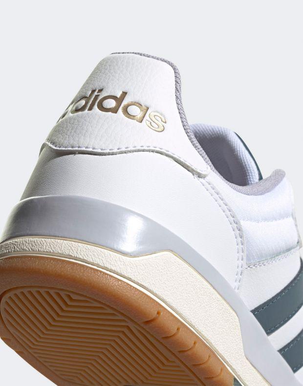 ADIDAS Entrap White - FW3463 - 8