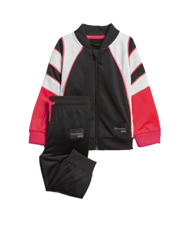 ADIDAS Eqt Track Suit Black - D98798 - 1