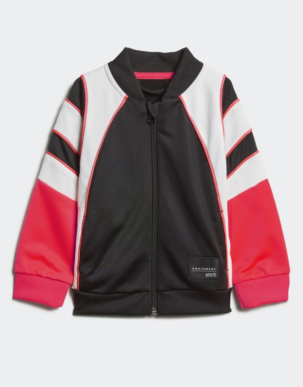 ADIDAS Eqt Track Suit Black - D98798 - 2