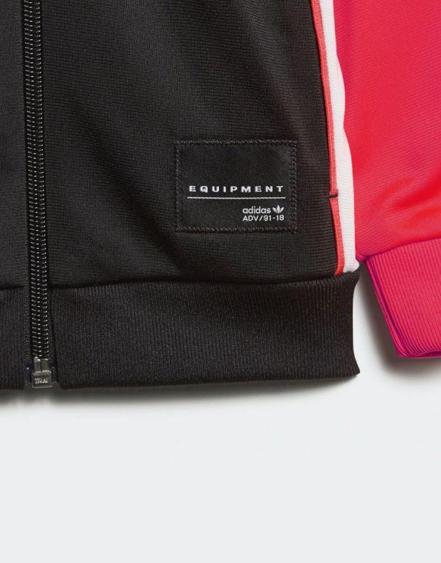ADIDAS Eqt Track Suit Black - D98798 - 7