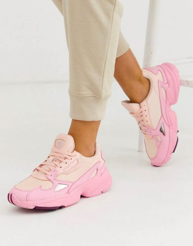 ADIDAS Falcon Sneakers Pink - EF1994 - 7