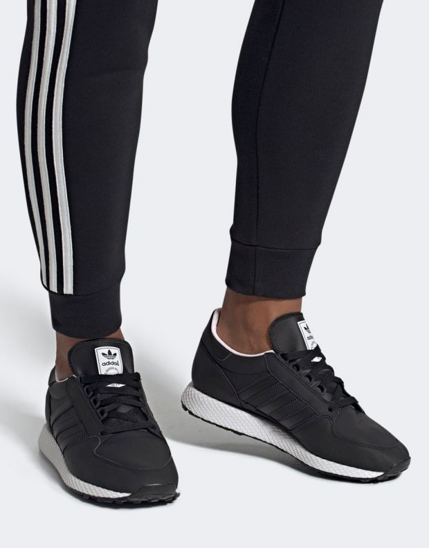 ADIDAS Forest Grove Black - EE8966 - 10