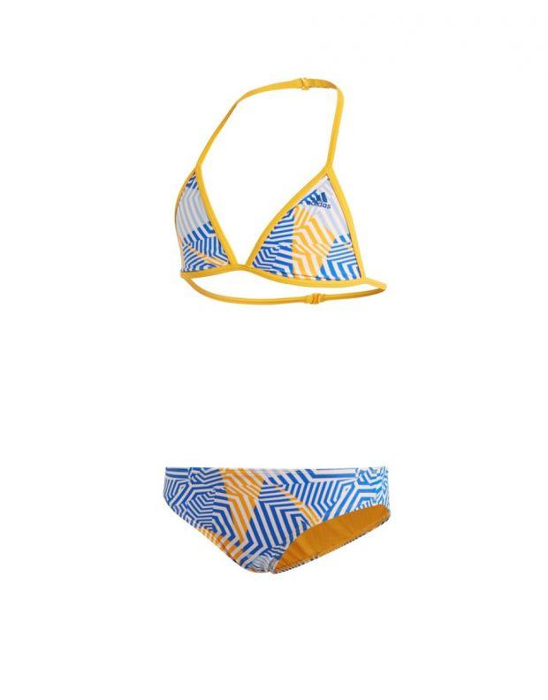 ADIDAS Girls 2 Pieces Swim Suit Multi - DY6380 - 1