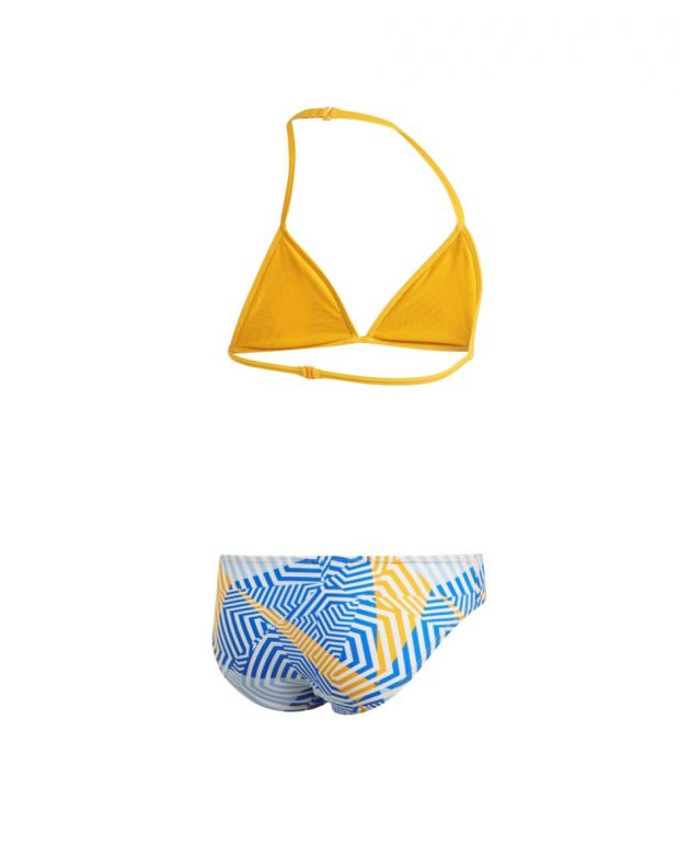 ADIDAS Girls 2 Pieces Swim Suit Multi - DY6380 - 2