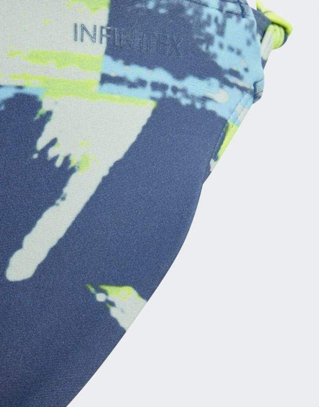 ADIDAS Girls Allover Print Swim Suit Multi - DQ3382 - 3