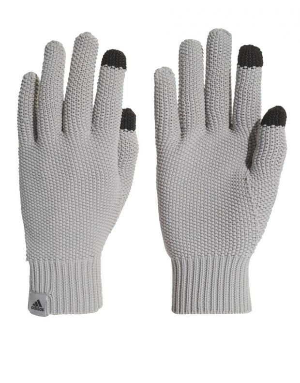 ADIDAS Gloves Beige - DJ1217 - 1