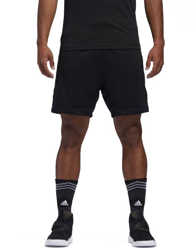 ADIDAS Harden Capsule Shorts Black - CW6916 - 1