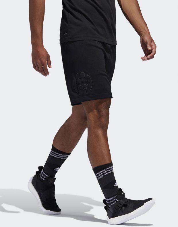 ADIDAS Harden Capsule Shorts Black - CW6916 - 4