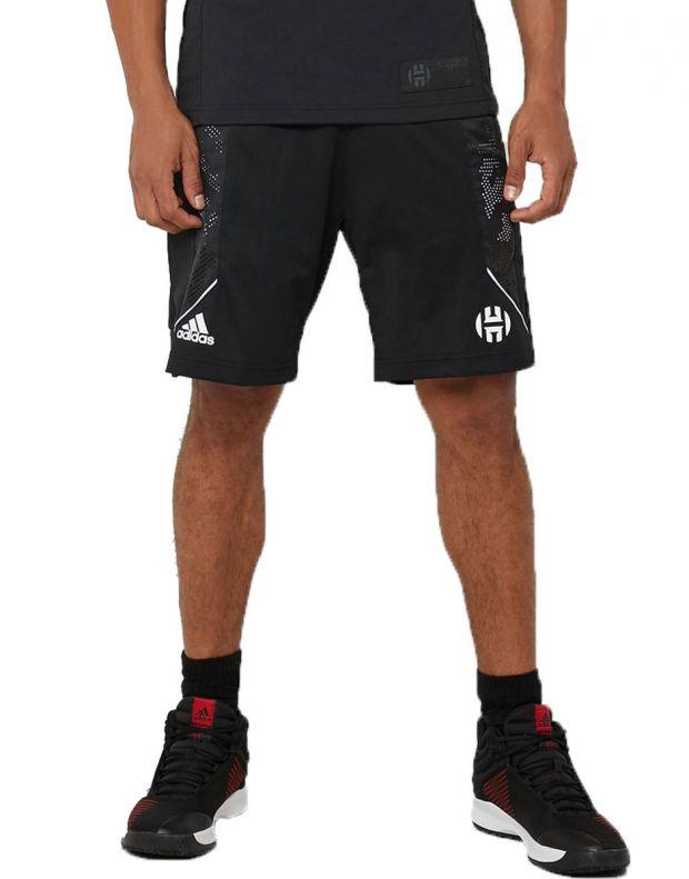 ADIDAS Harden Swagger Shorts Black - DZ0597 - 1