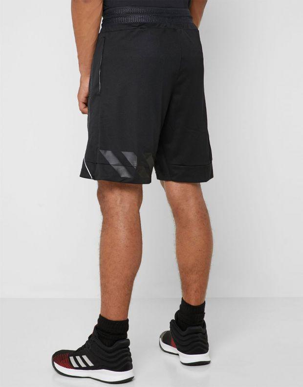 ADIDAS Harden Swagger Shorts Black - DZ0597 - 2