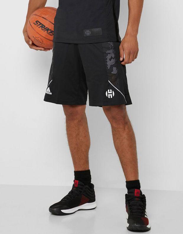 ADIDAS Harden Swagger Shorts Black - DZ0597 - 3