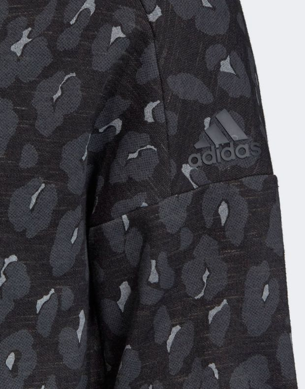 ADIDAS Heartracer Jacket Black - DX7942 - 6