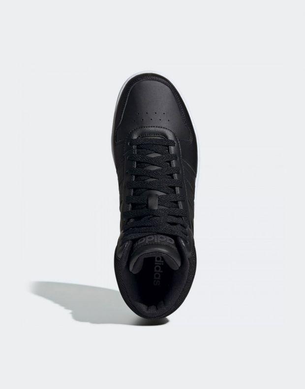 ADIDAS Hoops 2.0 Black - EE7379 - 5