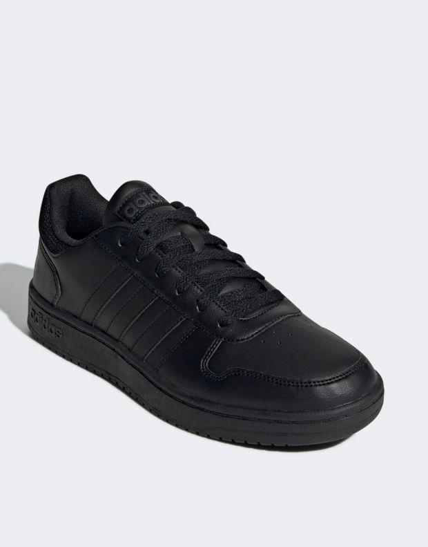 ADIDAS Hoops 2.0 Black - EE7422 - 3