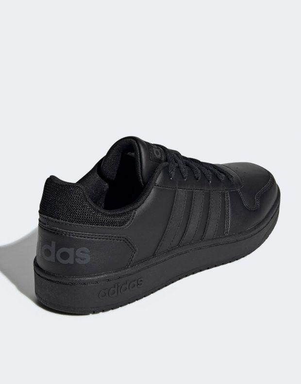 ADIDAS Hoops 2.0 Black - EE7422 - 4