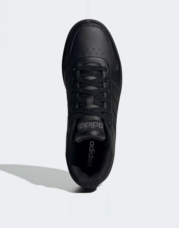 ADIDAS Hoops 2.0 Black - EE7422 - 5
