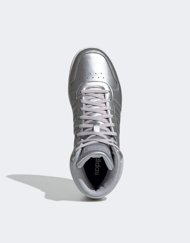 ADIDAS Hoops Mid 2.0 Sneakers Silver - EE7857 - 6