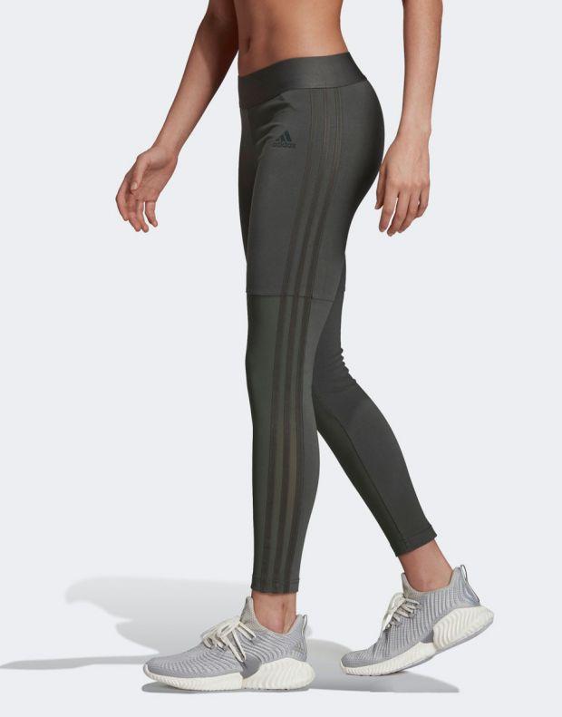 ADIDAS ID Mesh Leggings Grey - DP3918 - 3