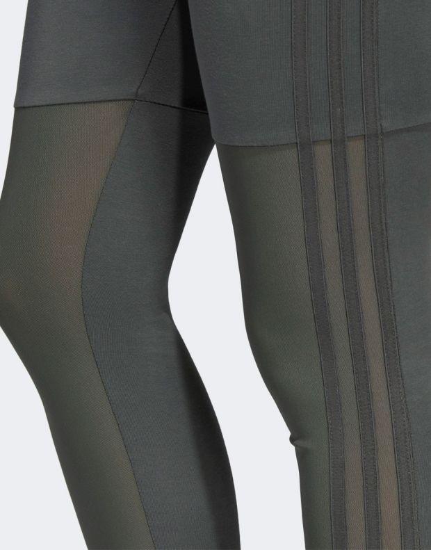 ADIDAS ID Mesh Leggings Grey - DP3918 - 5