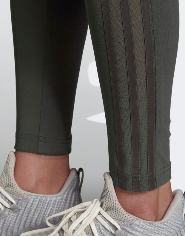 ADIDAS ID Mesh Leggings Grey - DP3918 - 6