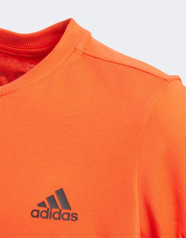 ADIDAS ID Tee Orange - DV1679 - 3