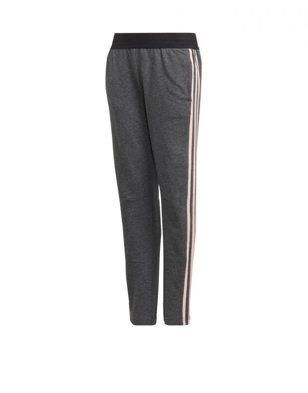 ADIDAS Id 3-Stripes Pants Grey - DJ1393 - 1