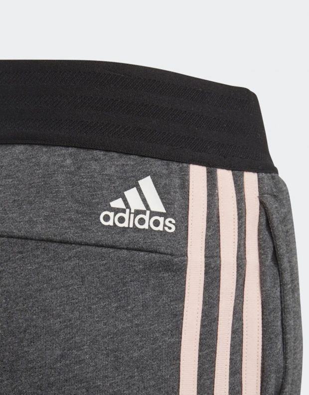 ADIDAS Id 3-Stripes Pants Grey - DJ1393 - 3
