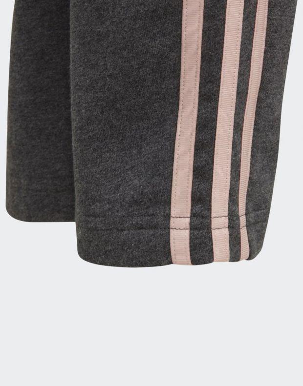 ADIDAS Id 3-Stripes Pants Grey - DJ1393 - 5