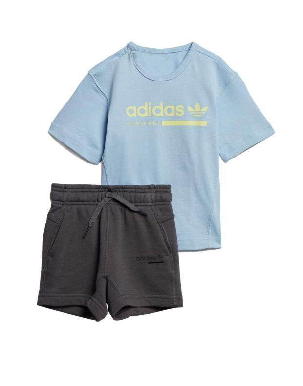 ADIDAS Kaval Shorts Set - DV2330 - 1