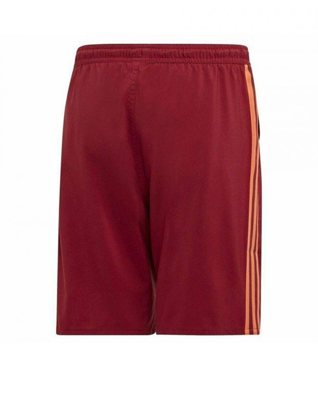 ADIDAS Kids 3-Stripes Swim Shorts Bordo - DY6424 - 2