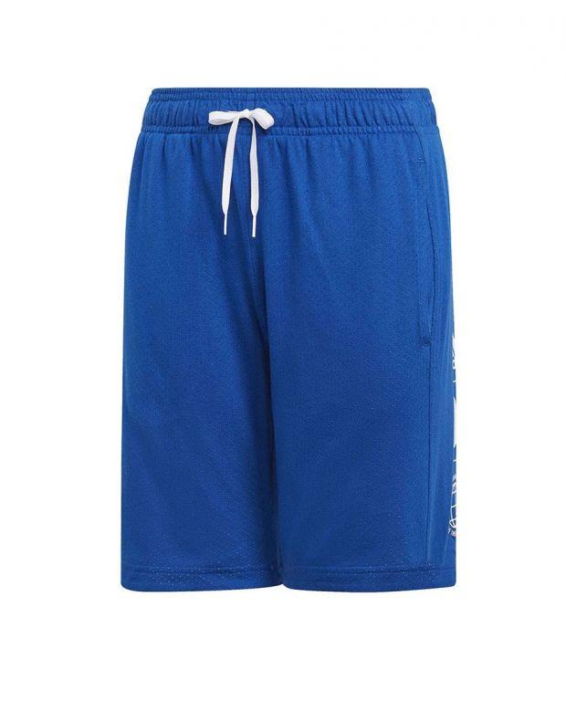 ADIDAS Kids Sid Shorts Blue - DV1703 - 1