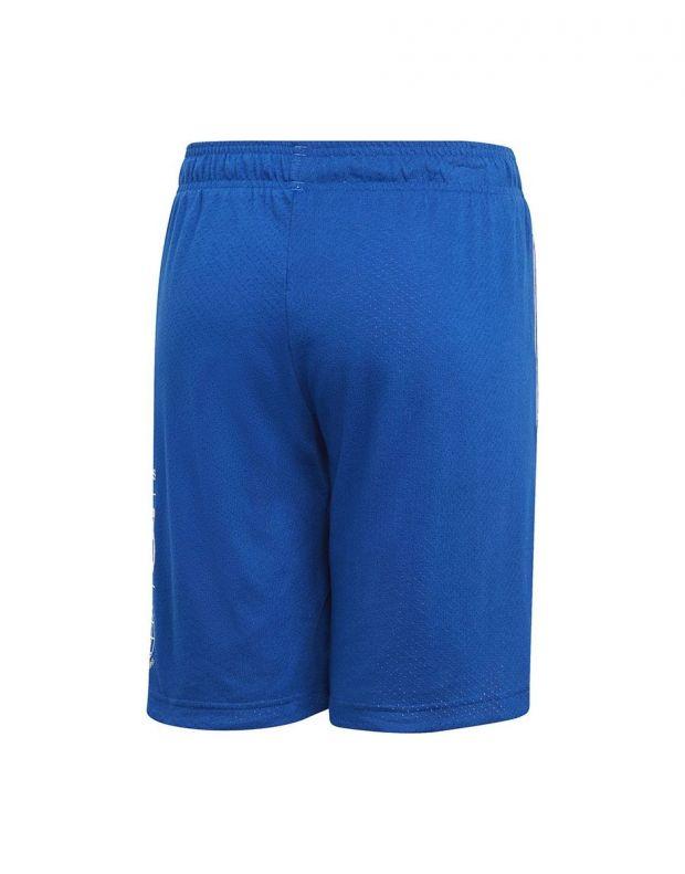 ADIDAS Kids Sid Shorts Blue - DV1703 - 2