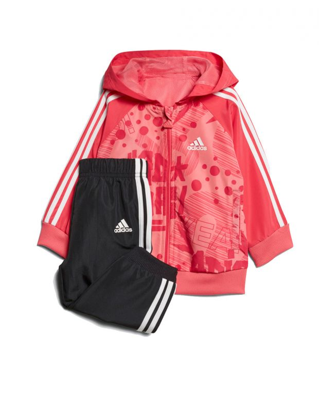ADIDAS Leisure Gym Suit Pink - CF7397 - 1