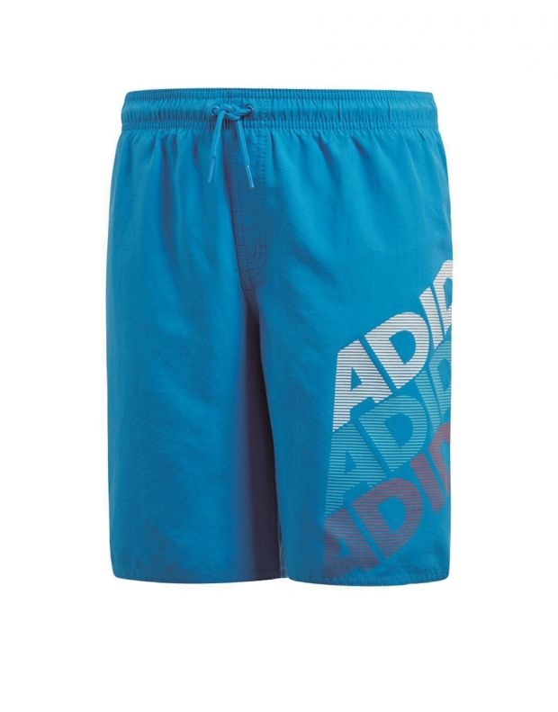 ADIDAS Lineage Swim Shorts Blue - 1