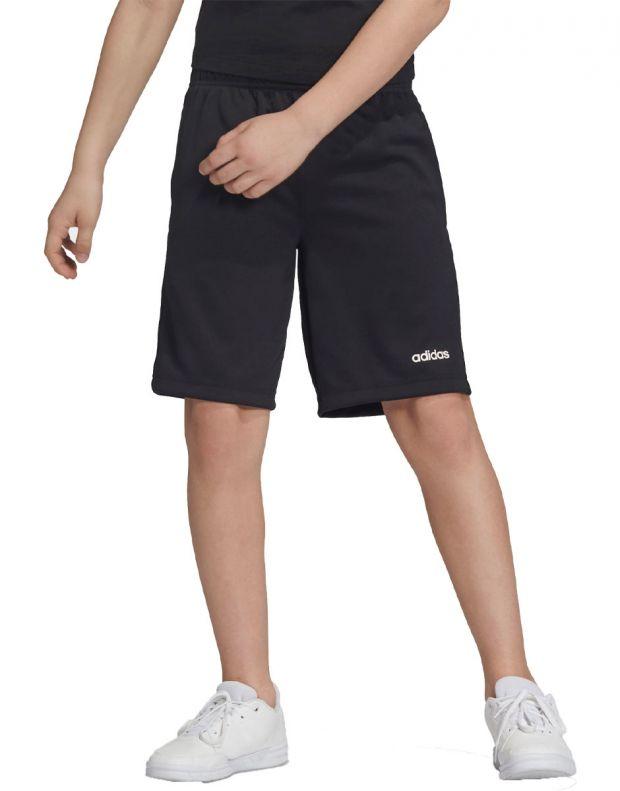 ADIDAS Linear Knit Shorts Black - DV2923 - 1