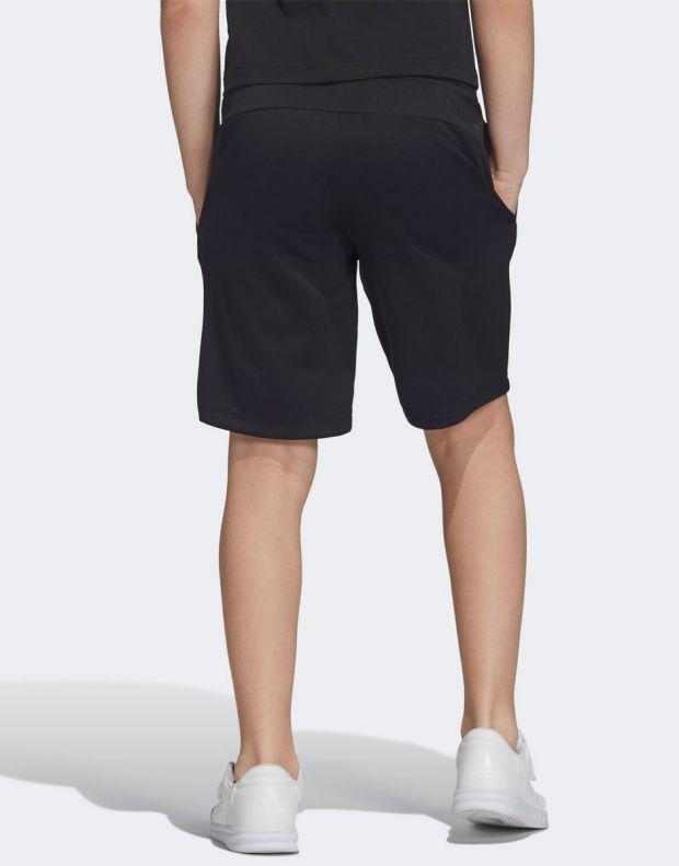 ADIDAS Linear Knit Shorts Black - DV2923 - 2