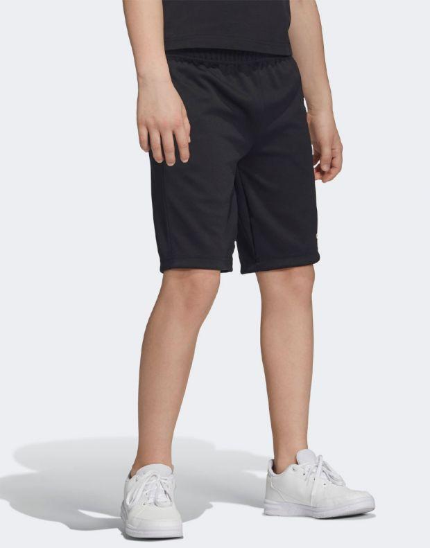 ADIDAS Linear Knit Shorts Black - DV2923 - 4