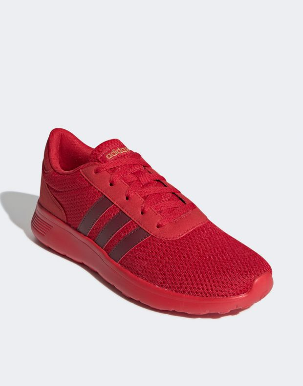 ADIDAS Lite Racer Red - FW5903 - 3