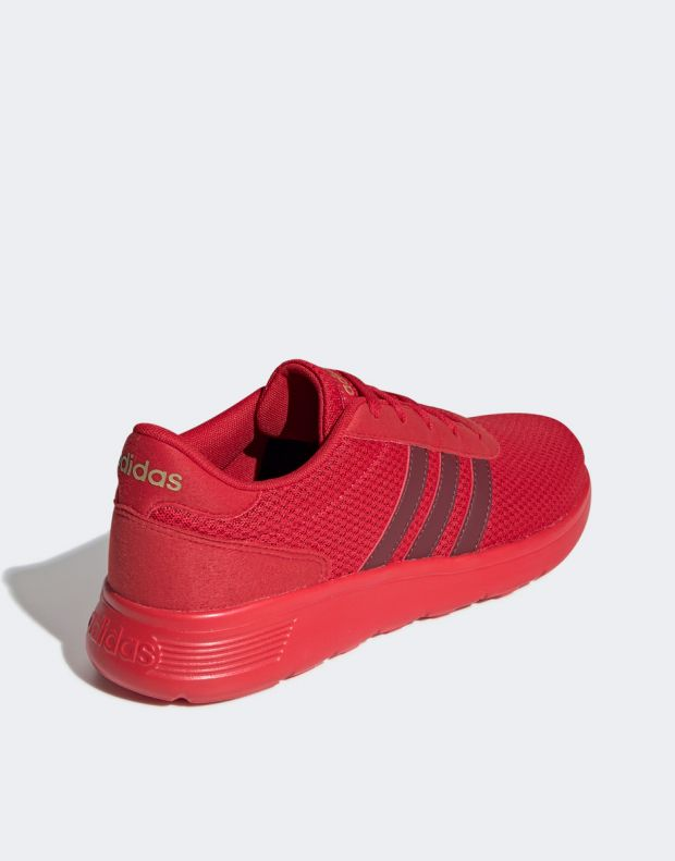 ADIDAS Lite Racer Red - FW5903 - 4