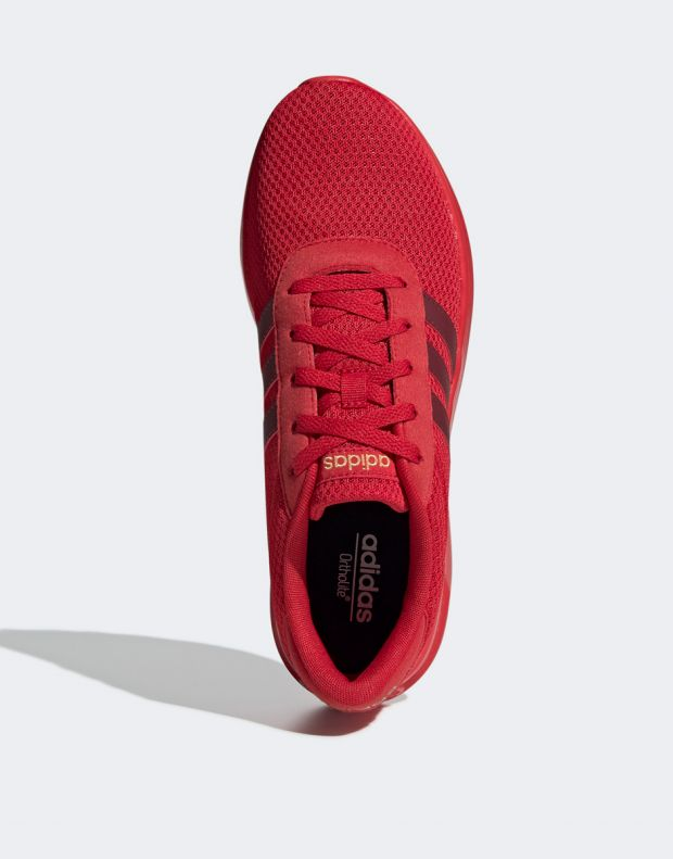 ADIDAS Lite Racer Red - FW5903 - 5