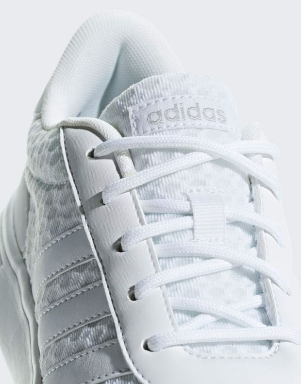 ADIDAS Lite Racer White - F34672 - 7
