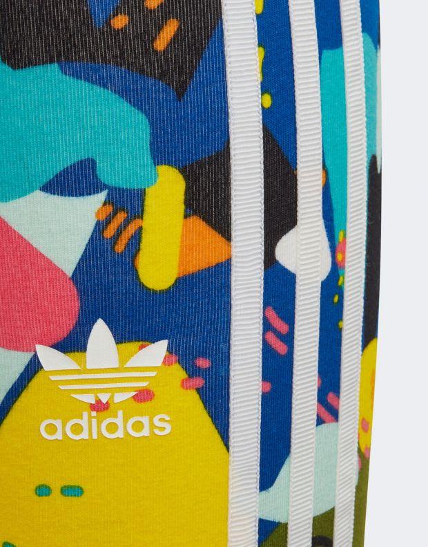 ADIDAS Logo Tights Multicolour - ED7770 - 4