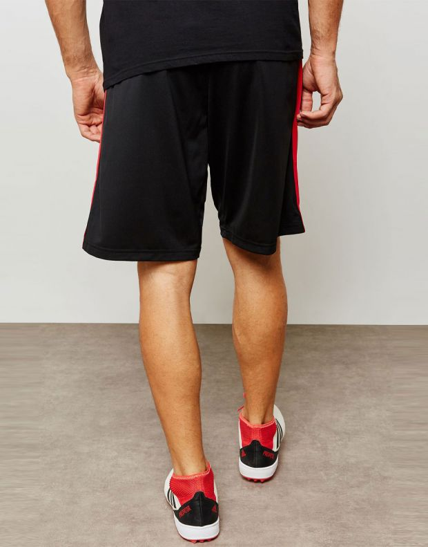 ADIDAS Manchester United 3S Shorts Black - CW7601 - 2