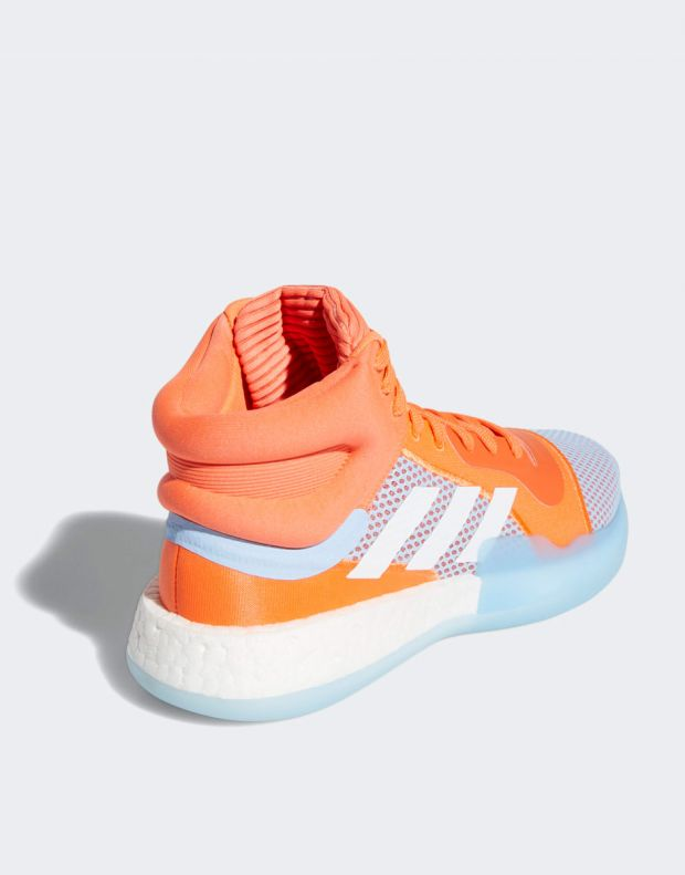 ADIDAS Marquee Boost Coral - F97276 - 4
