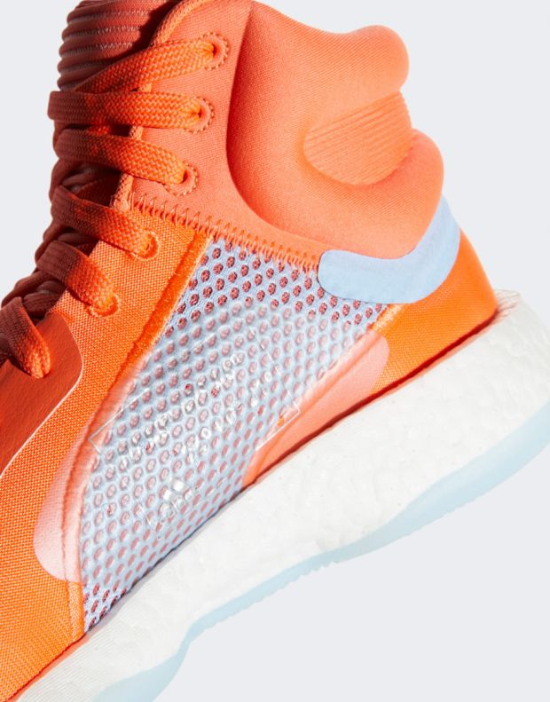 ADIDAS Marquee Boost Coral - F97276 - 8
