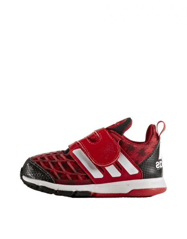 ADIDAS Marvel Spider Sneakers Red - BA9406 - 1