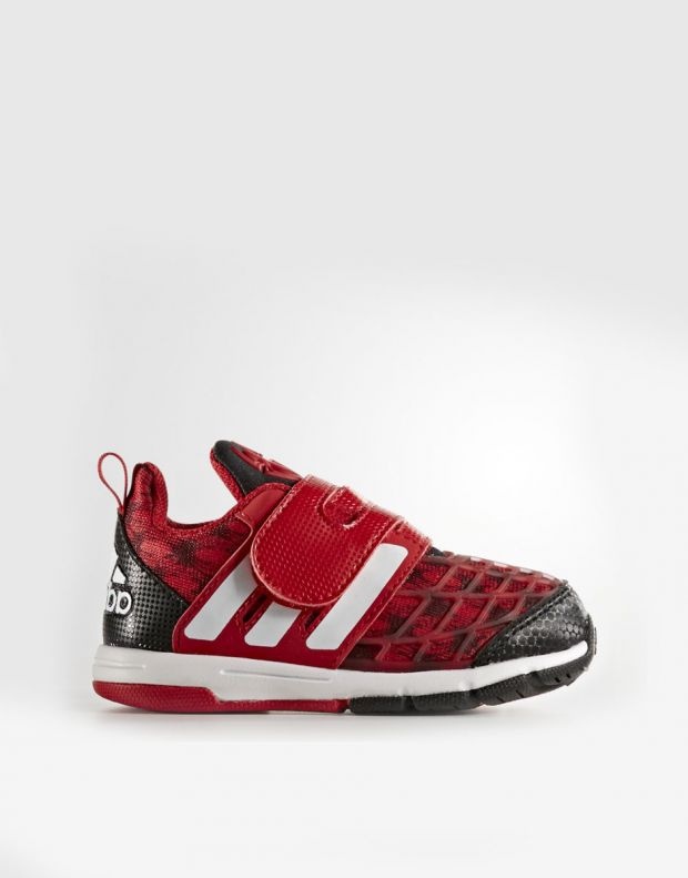 ADIDAS Marvel Spider Sneakers Red - BA9406 - 2