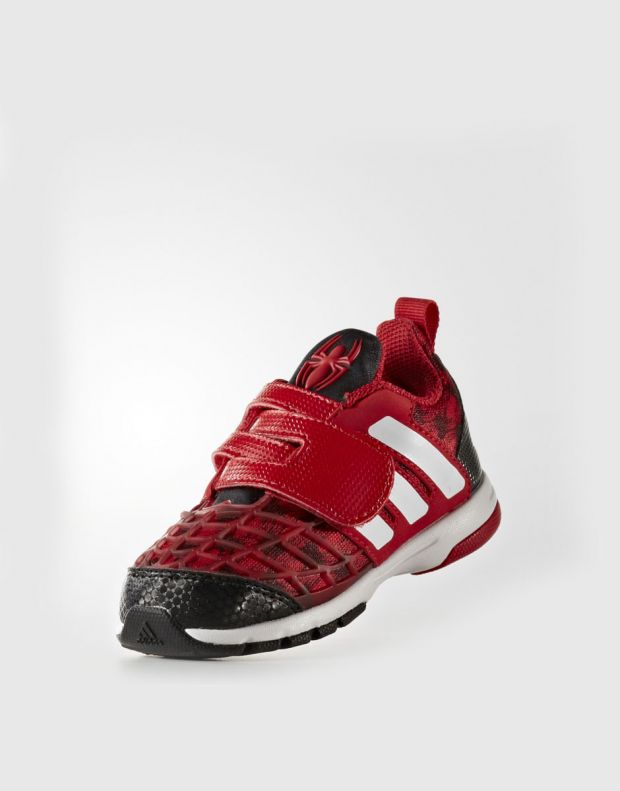 ADIDAS Marvel Spider Sneakers Red - BA9406 - 3