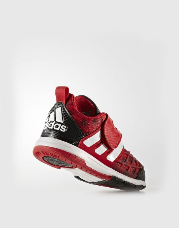ADIDAS Marvel Spider Sneakers Red - BA9406 - 4